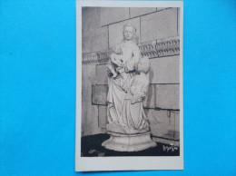 17 : RIOUX :  : MARIAGE MYSTIQUE De SAINTE-CATHERINE  ,  C.P.A. Carte En Très Bon état ,  Carte Rosée - Kirchen U. Kathedralen