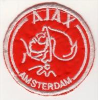 NETHERLAND AMSTERDAM AJAX   FOOTBALL CLUB EMBLEM,PATCH 78 MM. - Scudetti In Tela