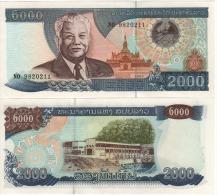 LAOS 2'000 Kip  P33b    2003   UNC - Laos