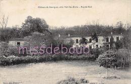 47 - PORT SAINTE MARIE - Le Château Du Bousquet - 2  Scans - Autres Communes