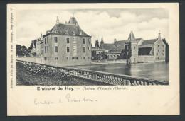 CPA - Environs De Huy - Château D' OCHAIN - Clavier - F. De Ruyter  // - Clavier
