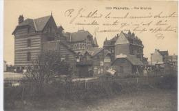 POURVILLE / HAUTOT Sur MER - Vue Générale -1916 - Bon état - France