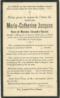Musson Marie Catherine Jacques Veuve De Alexandre Henrard Musson 1847 1938 - Musson