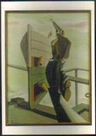 """Carte Postale """"Cart'Com"""" (2005) - Oscar Dominguez Et Le Surréalisme 1906-1957 - Musée Cantini Marseille - Publicité"""