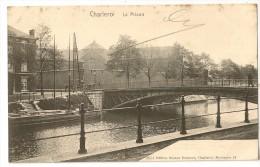 38- CHARLEROI - La Prison - Charleroi
