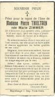 Attert Heinstert Marie Zimmer Epouse De Pierre Thieltgen Heinstert 1882 1941 - Attert