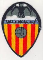 SPAIN VALENCIA  FOOTBALL CLUB EMBLEM,PATCH 85 X 60 MM. - Scudetti In Tela
