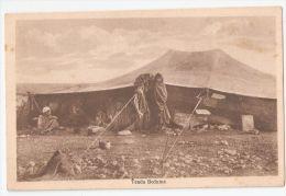 AFRICA - LIBYA -  BENGHAZI / BENGASI - BEDOUIN TENT- EDIT E. G .G. - 1930s - Libya