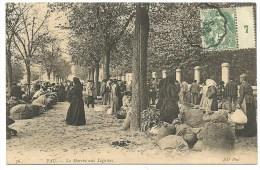 Pyrenees Atlantiques, Pau, Le Marche Aux Legumes    (bon Etat) - Pau
