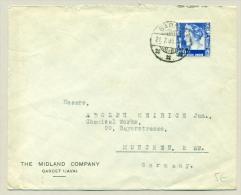 Nederlands Indië - 1936 - GAROET/1 On Cover To München / Deutschland - Nederlands-Indië