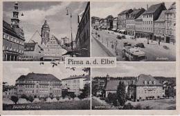 AK Weltbad Karlsbad - Blick Vom Dreikreuzberg - 1943 (21142) - Sudeten