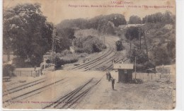 L'AIGLE.Passage à Niveau, Route De La Ferté Frénel - L'Aigle