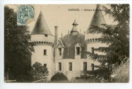 Cazoulès Château De Fonthaute - Sonstige Gemeinden