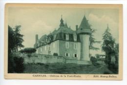 Cazoulès Château De La Fonthaute - Sonstige Gemeinden