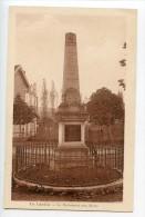 Le Lardin Le Monument Aux Morts - Andere Gemeenten
