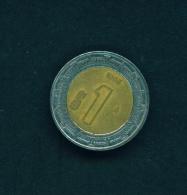 MEXICO  -  1999  $1  Circulated Coin - Mexico