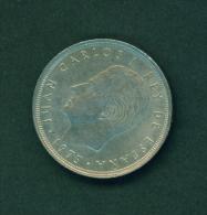 SPAIN  -  1975  25p  Circulated Coin - [ 5] 1949-… : Kingdom