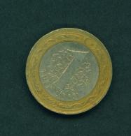 TURKEY  -  2009  1l  Circulated Coin - Turkey