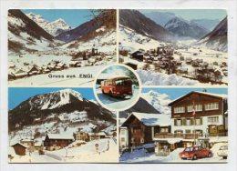SWITZERLAND - AK 256977 Gruss Aus Engi - GL Glarus