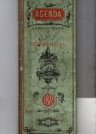 AGENDA  ADMINISTRATIF Et COMMERCIAL 1877 - Libros, Revistas, Cómics