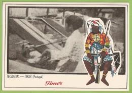 Timor - Tecedeiras - Ethnic - Ethnique - Timor Orientale