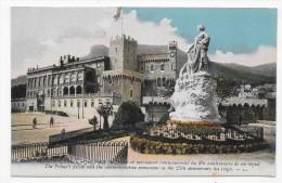 MONACO - LE PALAIS DU PRINCE - CPA NON VOYAGEE - Palais Princier