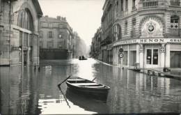 Carte Photo - Innondations  - CHALON-SUR-SAONE -  Saône-et-Loire - Inondations