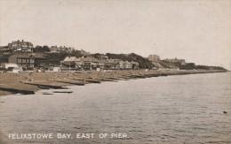ROYAUME UNI - FELIXSTOWE  BAY - East Of Pier - Non Classés