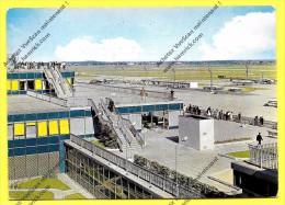 CPSM AEROPORT DE PARIS ORLY (94) - VUE SUR LES TERRASSES ET LES PISTES - Aéroports De Paris