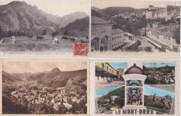 16 / 1 / 316  -   LOT  DE  14  CPA  &  2  CPSM  DU  MONT-DORE  &  ENV.  -  Toutes Scanées - Postcards
