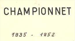 Dossier Sur L'école Championnet, Paris XVIIIe, 1935-1952, 18 Photographies, Abbés Bernard, Borme, Valois, La Clarté - Luoghi