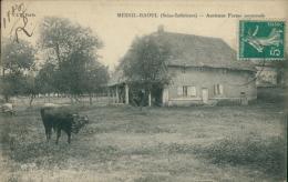76 MESNIL RAOUL / Ancienne Ferme Normande / - Autres Communes