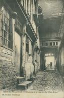 76 NEUFCHATEL EN BRAY / L'Hôtellerie De La Fleur De Lys, Cour Michel / - Neufchâtel En Bray