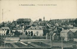 76 NEUFCHATEL EN BRAY / Panorama Du  Quartier Saint-Jacques / - Neufchâtel En Bray