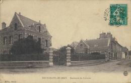 76 NEUFCHATEL EN BRAY / Boulevard Du Calvaire / - Neufchâtel En Bray