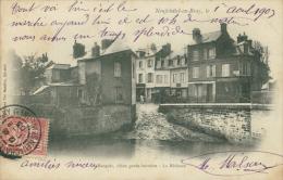 76 NEUFCHATEL EN BRAY / Marquis, Chein Garde-barrière, La Béthune / - Neufchâtel En Bray
