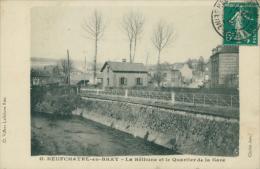 76 NEUFCHATEL EN BRAY / La Béthune Et Le Quartier De La Gare / - Neufchâtel En Bray