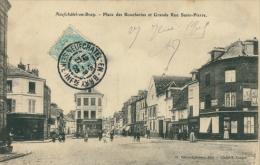 76 NEUFCHATEL EN BRAY / Place Des Boucheries Et Grande-Rue Saint-Pierre / - Neufchâtel En Bray