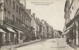 76 NEUFCHATEL EN BRAY / Grande Rue Saint-Jacques / - Neufchâtel En Bray
