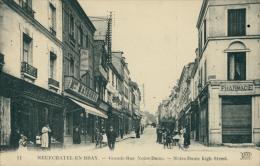 76 NEUFCHATEL EN BRAY / Grande Rue Notre Dame / - Neufchâtel En Bray