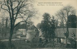 76 SAINT ETIENNE DU ROUVRAY / Parc Fleury, Le Colombier Et La Ferme / - Saint Etienne Du Rouvray