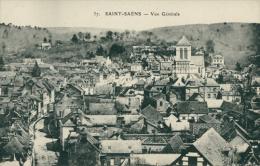 76 SAINT SAENS / Vue Générale / - Saint Saens