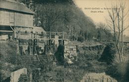 76 SAINT SAENS / Scierie Hartout, Chute D'eau / - Saint Saens