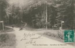 76 SAINT SAENS / Forêt De Saint-Saëns, Carrefour De L'Epinette / - Saint Saens