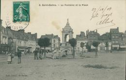 76 SAINT SAENS / La Fontaine Et La Place / - Saint Saens