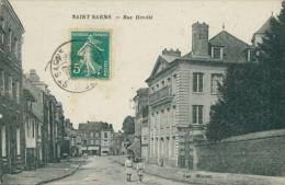 76 SAINT SAENS / Rue Hendlé / - Saint Saens