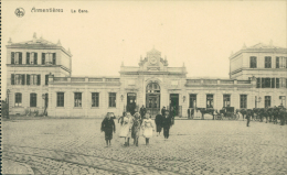 59 ARMENTIERES / La Gare / - Armentieres