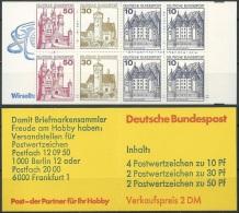 DEUTSCHLAND 1977 MI-NR. MARKENHEFT 21 B ** MNH (139) - [7] Repubblica Federale
