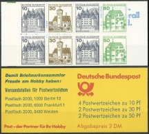 DEUTSCHLAND 1984 MI-NR. MARKENHEFT 22 Ad K1 ** MNH (139) - [7] République Fédérale