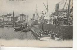 Anvers -Le Grand Bassin. - Antwerpen
